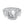 18K White Gold Semi-mount Ring, 1.52 Carats