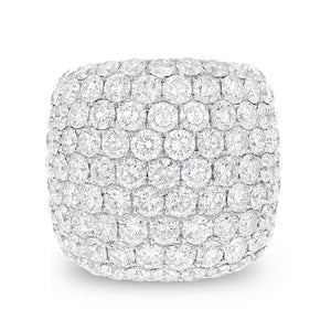 Diamond Pavé Statement Ring - R&R Jewelers