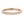 Diamond Rose Gold Petite Eternity Band, 0.43 Carats - R&R Jewelers