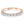 Half Way Diamond Wedding Band, 0.63 ct - R&R Jewelers