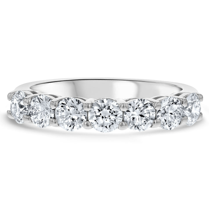 Diamond Wedding Band, 1.49 Carats - R&R Jewelers