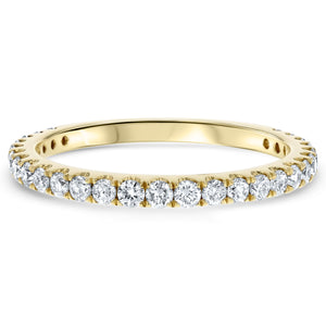 Diamond Wedding Band, 0.54 Carats - R&R Jewelers
