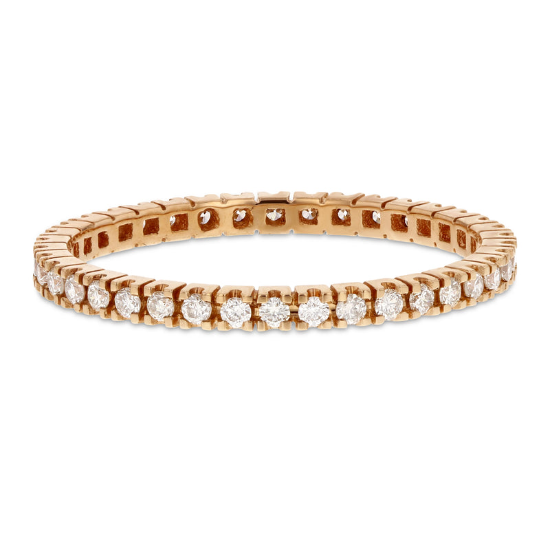 Diamond Petite Eternity Band, 0.35 Carats - R&R Jewelers