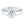 Six-Prong Simple Solitaire Engagement Ring - R&R Jewelers