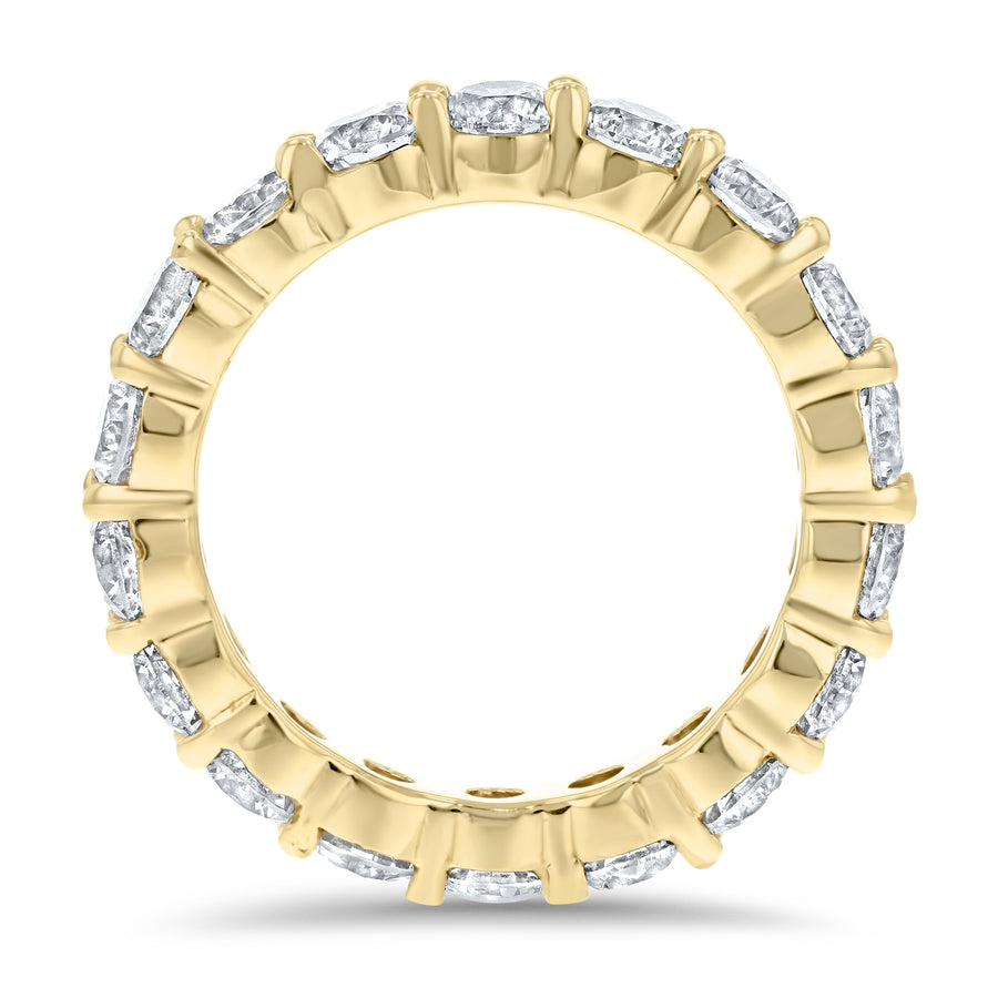 Shared Prong Diamond Eternity Band - R&R Jewelers