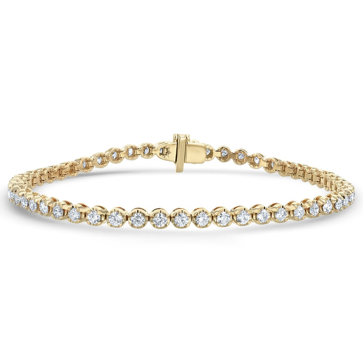 Diamond Tennis Bracelet, 3.05 ct - R&R Jewelers