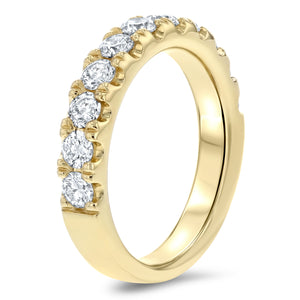 Diamond Wedding Band 1.13 Carats - R&R Jewelers