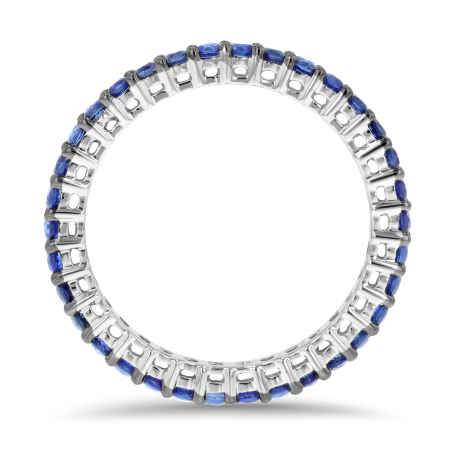 Sapphire Eternity Band, 1.14 ct - R&R Jewelers