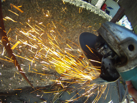 Abrasives, Cutting, & Grinding