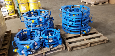 Pipeline Clamps