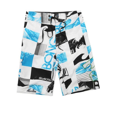 Men's Beach Boardshort - Quick Dry -  Unlined