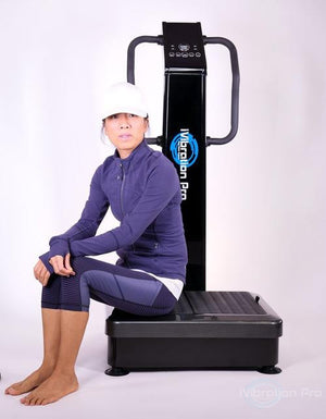 iVibration Pro | Whole Body Vibration Machine | Commercial Grade. - iVibration Pro
