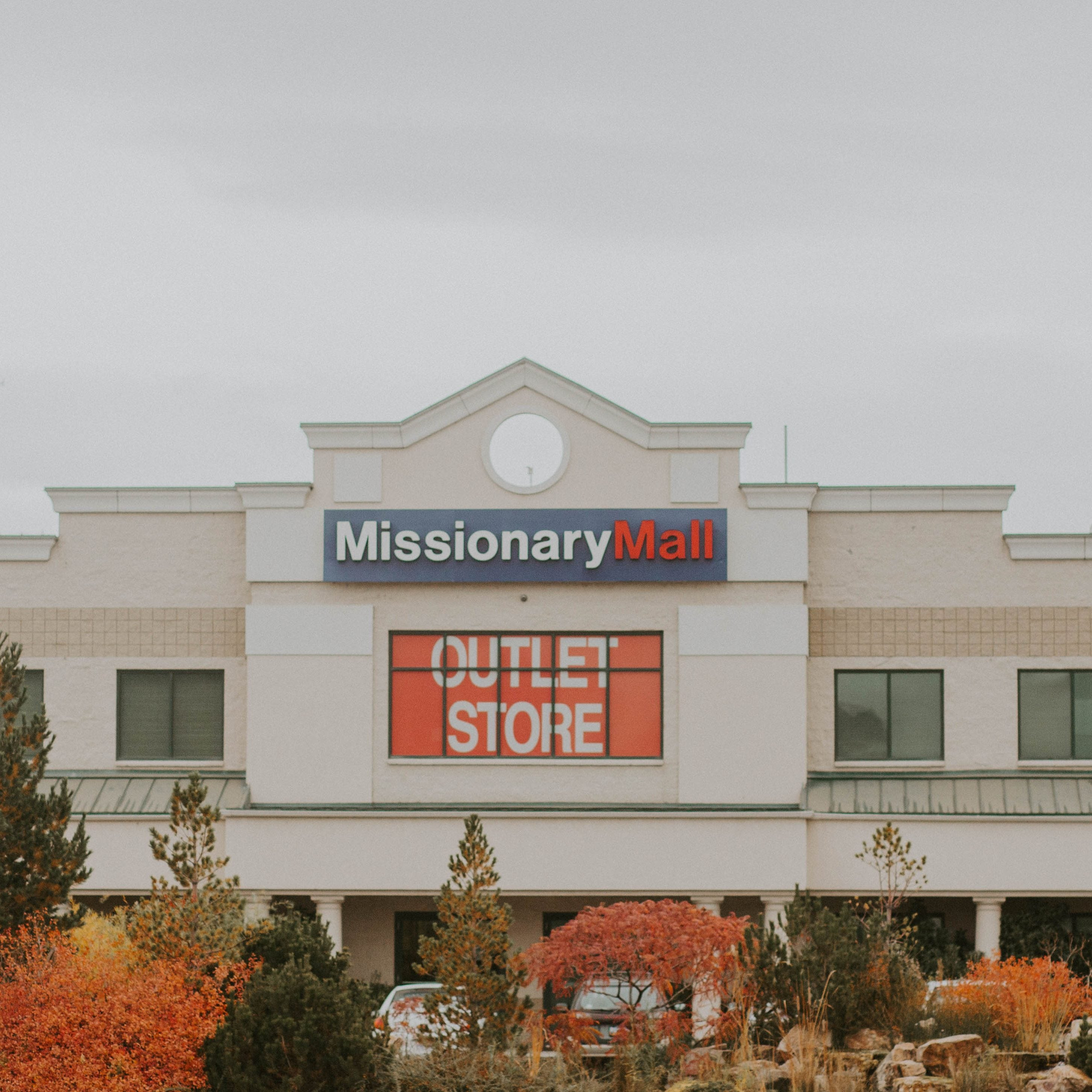 MissionaryMall Outlet Storefront