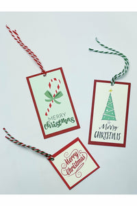 Accessories - Christmas Gift Tags