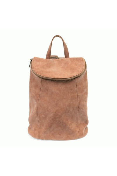 Bags - Alyssa Distressed Backpack Sand
