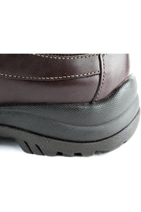Dansko Wyatt Mocha Full Grain Leather