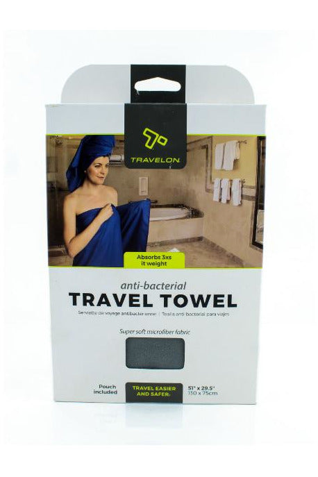 General - Anti-Bacterial Microfiber Towel