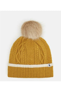 General - Anya Bobble Hat Gold