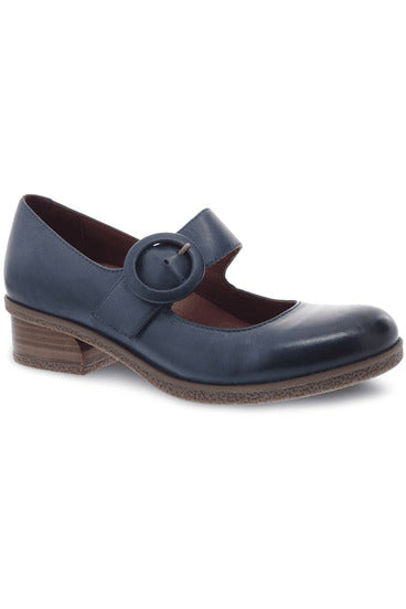 General - Dansko Brandy Teal Waterproof Burnished