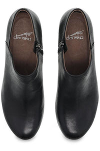 General - Dansko Raina Black Burnished Nubuck