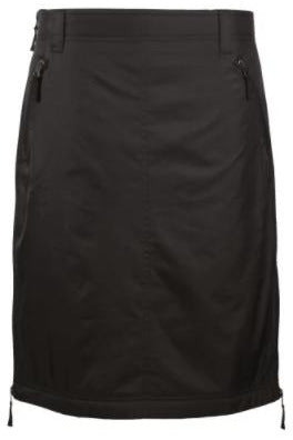 General - Hera Knee Skirt Black