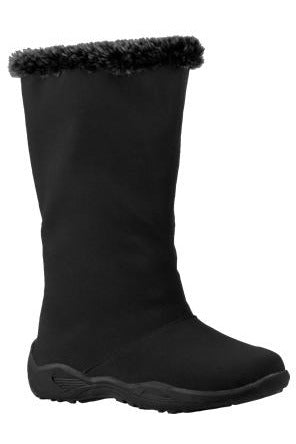 General - Propet Madison Tall Zip Boot Black