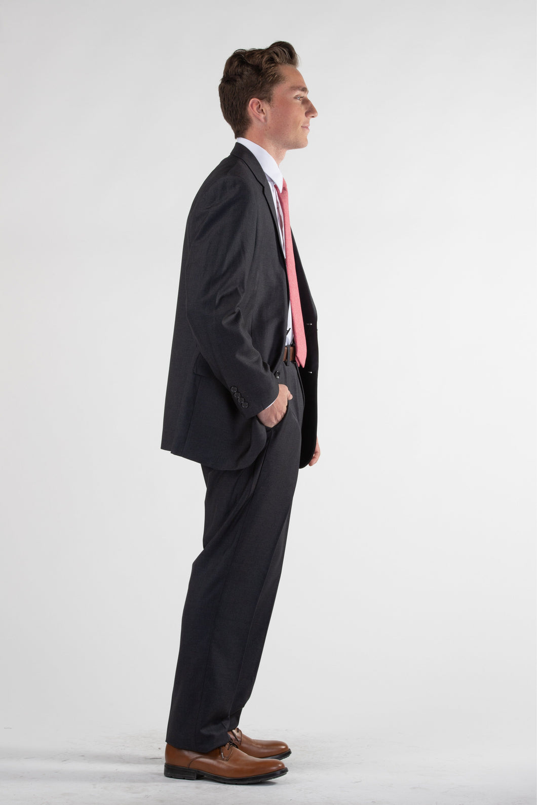 General - Signature Suit Classic Charcoal