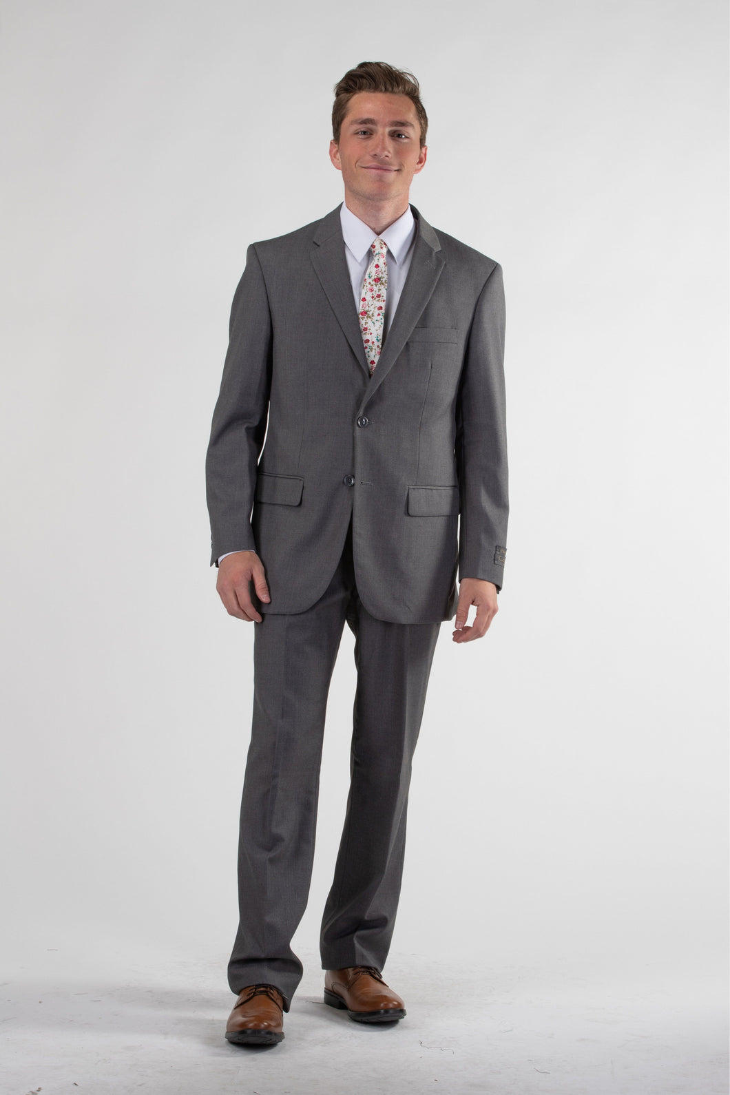 General - Signature Suit Classic Grey