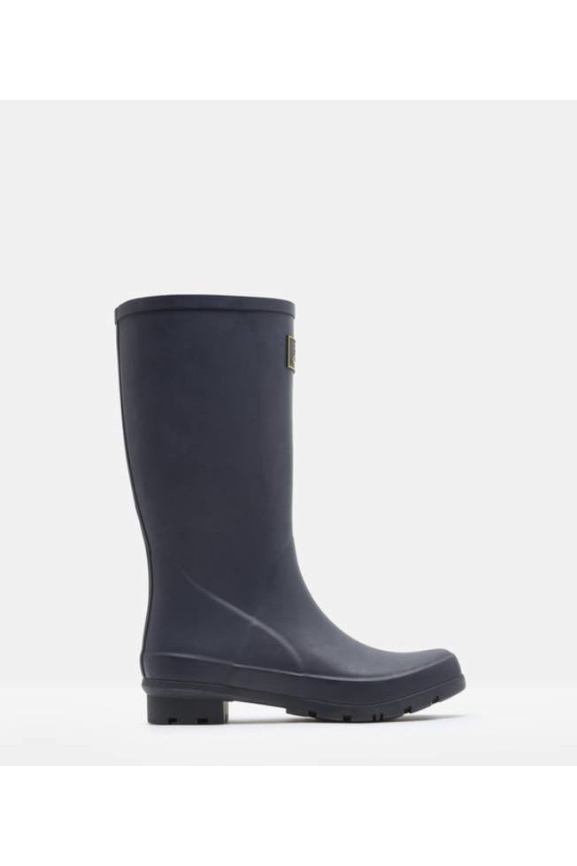 Joules Rain Boot - Roll Up Rain Boot - French Navy