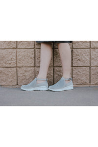 Naot - Naot Cosmic - Apollo Grey Linen Leather