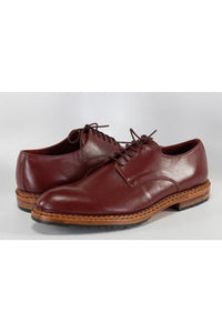 Robbins & Brooks Shoes - Robbins & Brooks Charles Plain Toe Oxblood