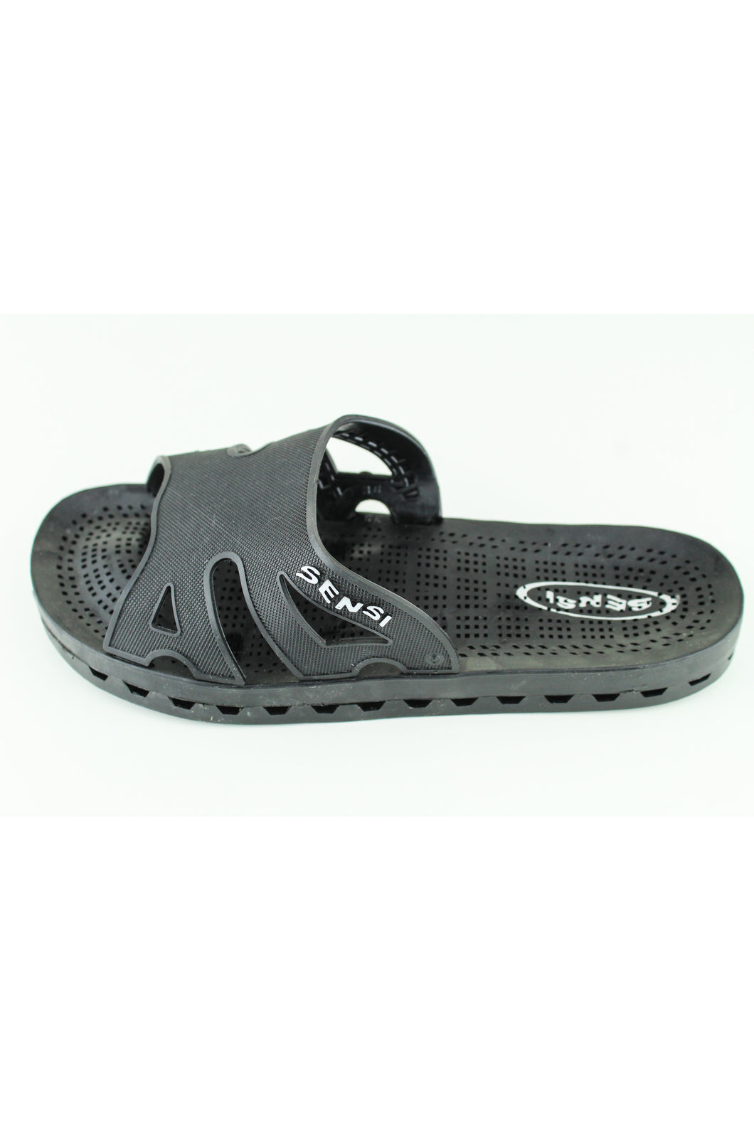 Sensi Shower Sandals - Sensi Shower Sandals Black