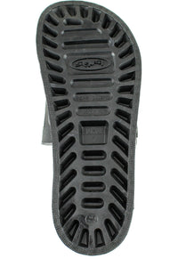 Sensi Shower Sandals Black