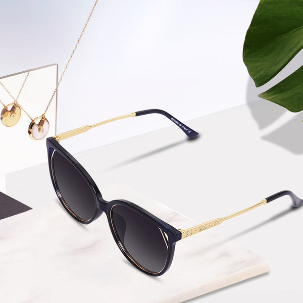 The Round Eye Sunglasses