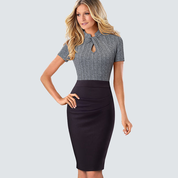 The High Achiever Bodycon Dress