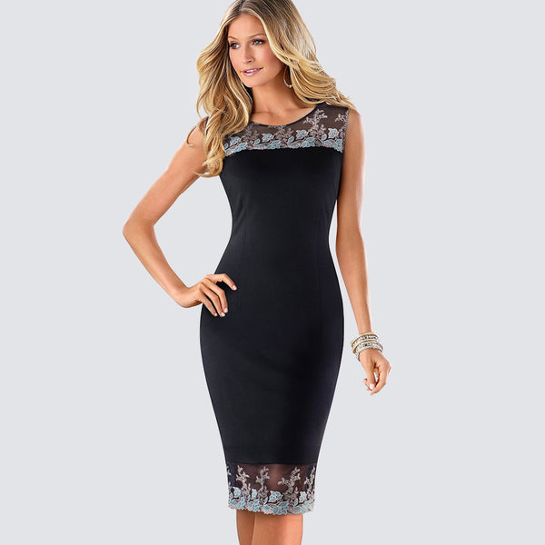 Lacing It Up Bodycon Dress
