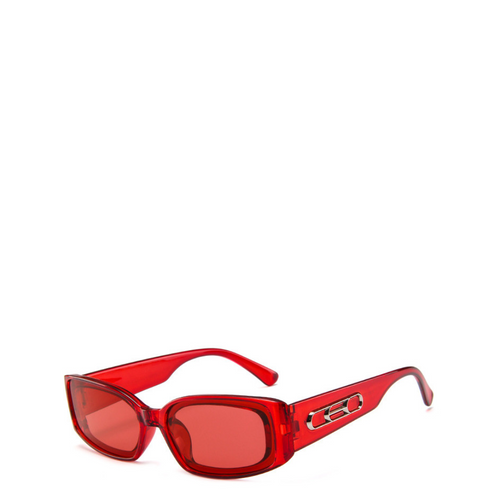CEO | Runway Sunglasses in Red