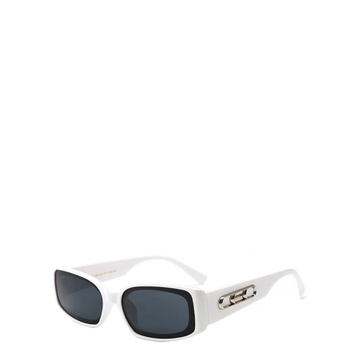CEO | Runway Sunglasses in White