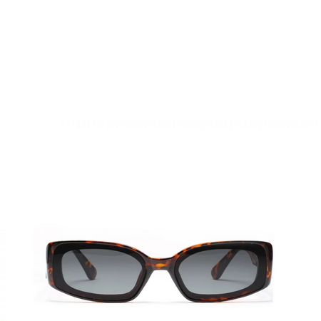 OCS | Luxe Oversized Square Sunglasses in Tan