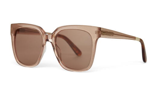 Natasha Metallic Copper  | Crystal Fade Lens by TOMS