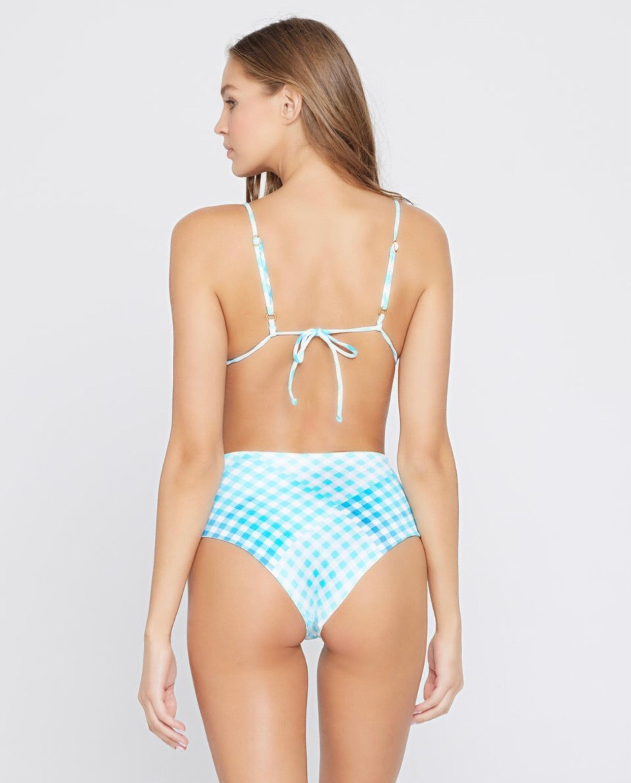Picnic Plaid Brittany Top & Portia Bottom by L*Space
