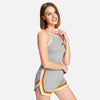 Rainbow Patch Grey Set