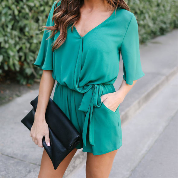 Classy Romper (More Colors Available)