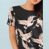 Red-Crowned Crane T-shirt