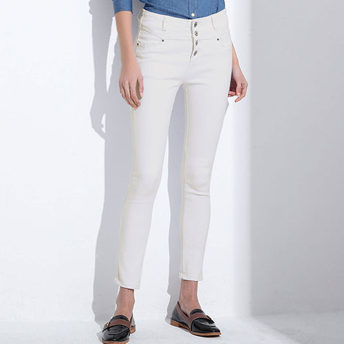 Advanced High-Waist Skinny Jeans
