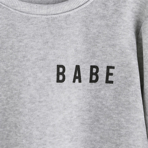 Babe Sweater