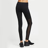 Active Paneled Leggings With Pocket