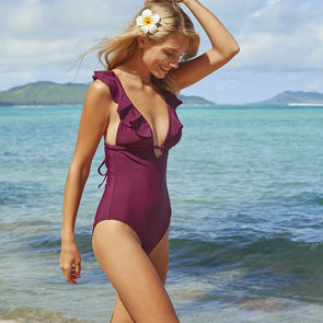 Successful Falbala One-Piece Swimsuit