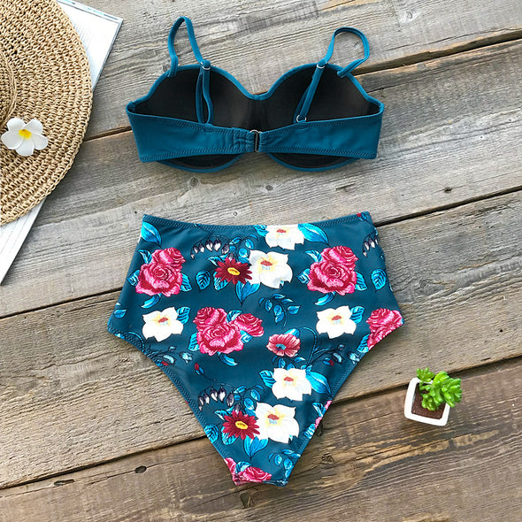 Felicity Push Up Swimsuit