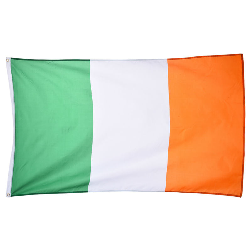 Ireland National Republic Flag 3*5ft for World Cup / Activity / Parade / Festival Celebration Home Decoration Eire Flags